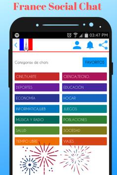 France Social Chat - Meet and Chat with singles screenshot 2
