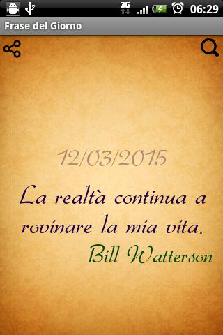 Frase Del Giorno For Android Apk Download
