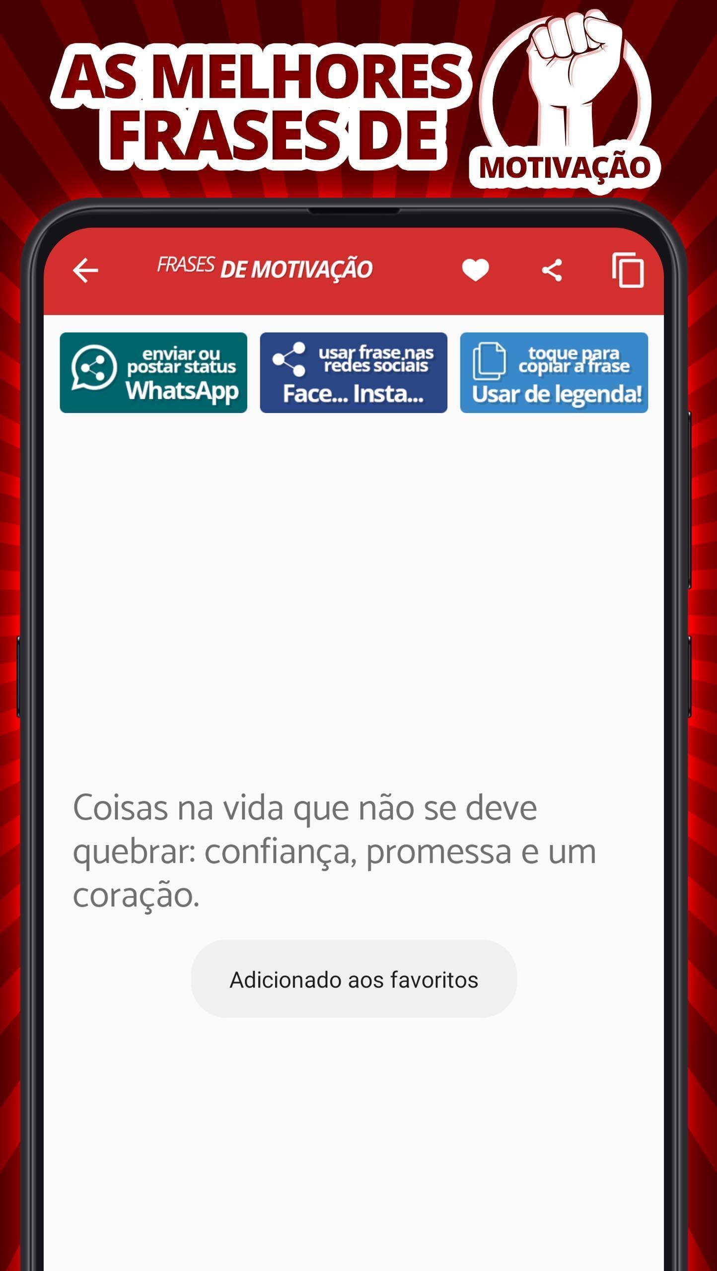 Frases De Motivação Superação E Otimismo For Android Apk