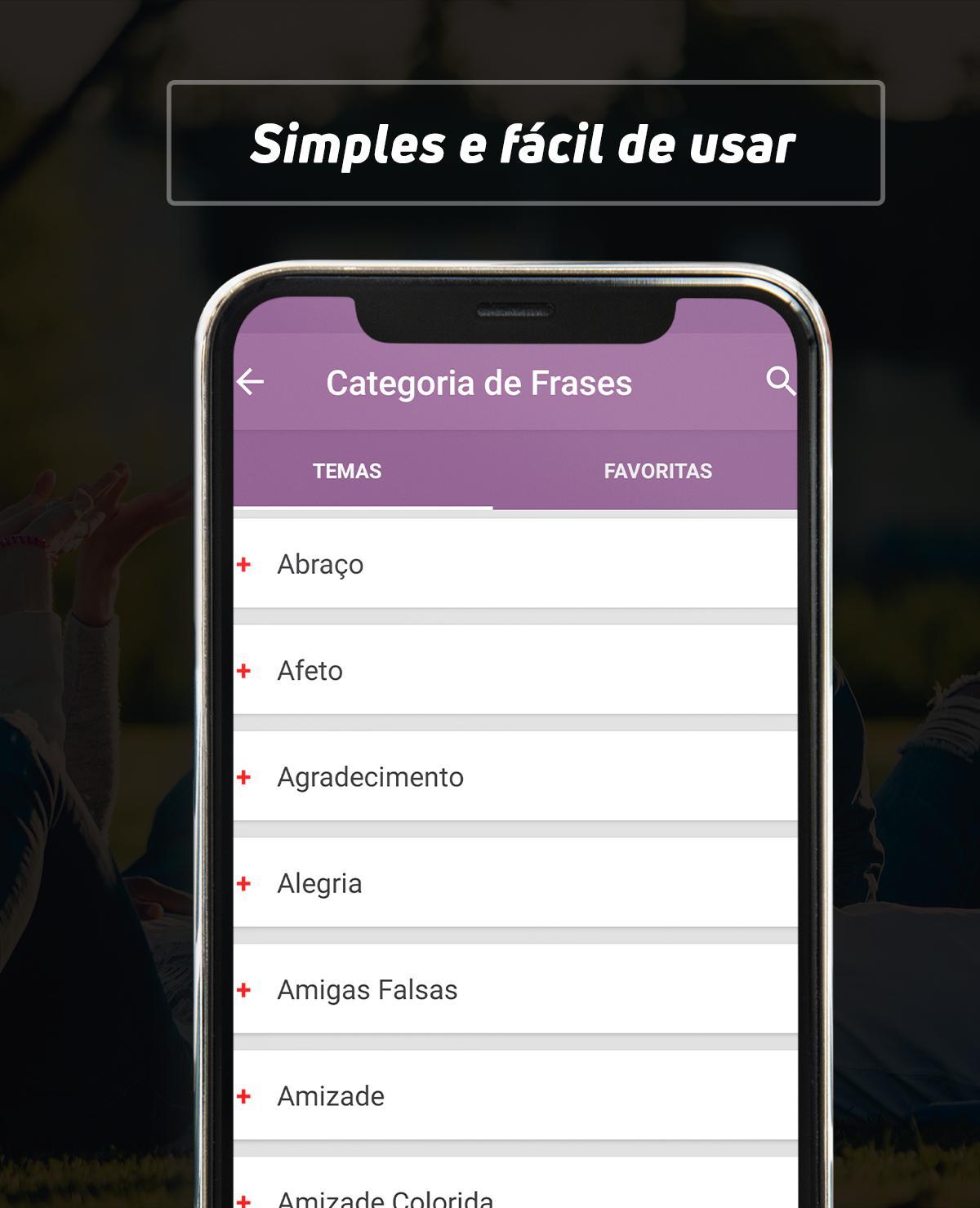Frases De Amizade Amigos Mensagens E Poemas For Android