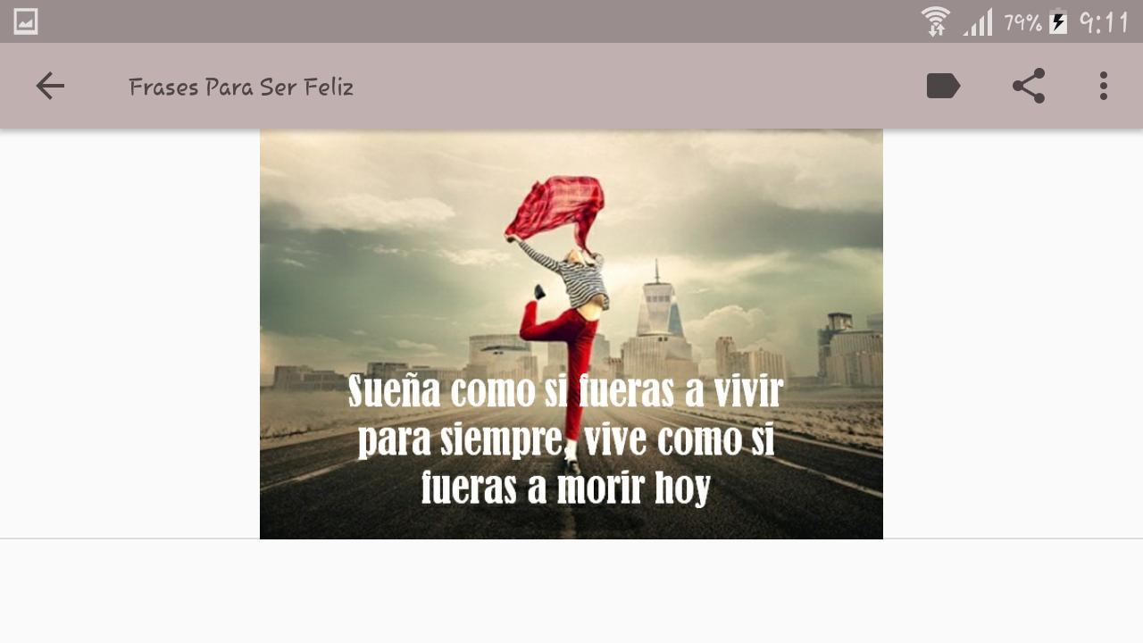 Frases Para Ser Feliz For Android Apk Download