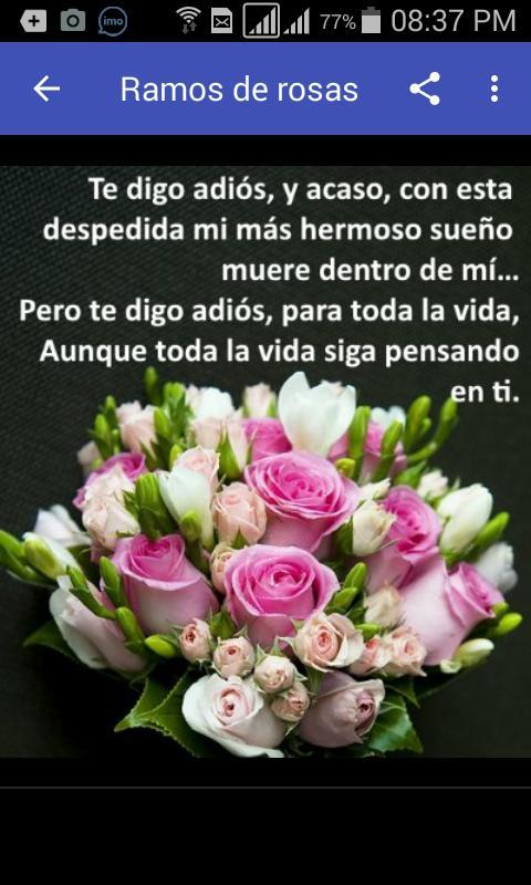 Frases Y Poemas Con Flores For Android Apk Download