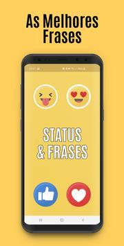 Status e Frases poster