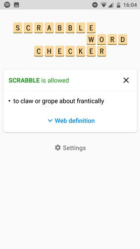 Scrabble word checker for android apk download.