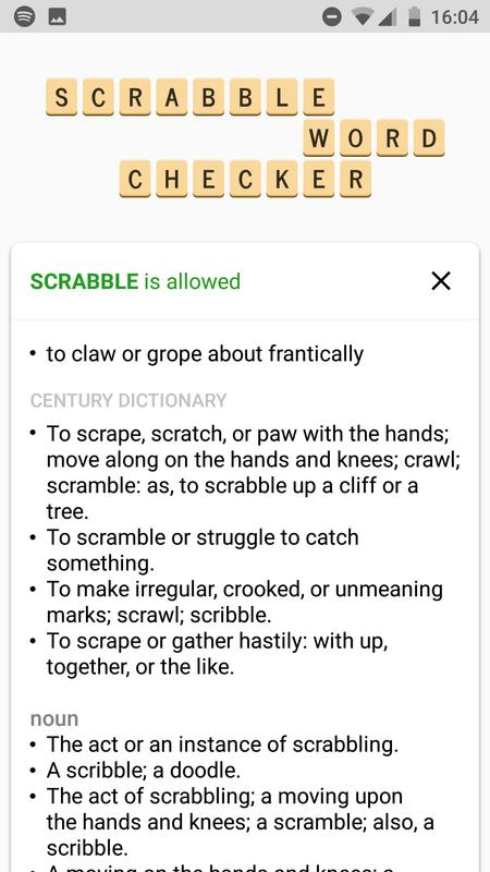 Download scrabble word checker 12. 0. 0 apk for pc free android.