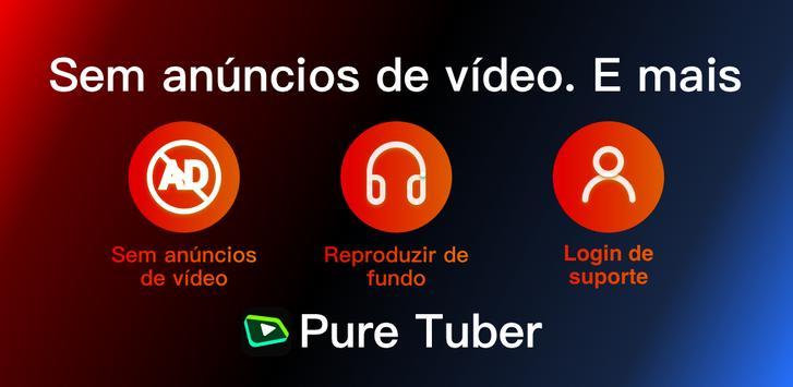 Pure Tuber- Ads de vídeo em bloco, Prêmio Gratuito imagem de tela 12