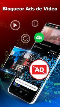 Pure Tuber- Ads de vídeo em bloco, Prêmio Gratuito imagem de tela 9
