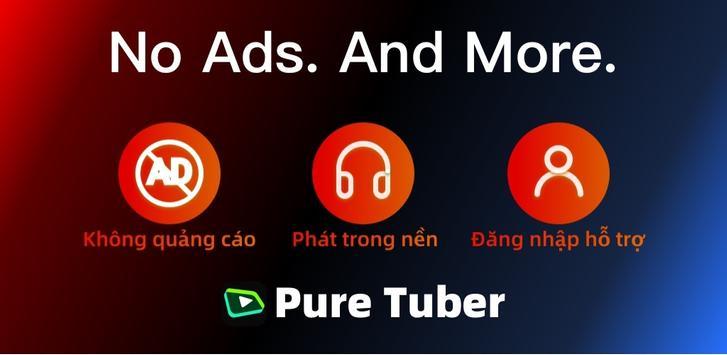 Pure Tuber - Free You Tube Premium help you watch millions of videos.(no ads) ảnh chụp màn hình 18