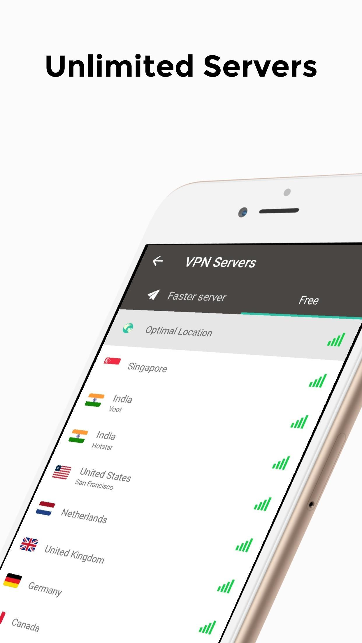 VPN IRAN - Free Unlimited & Secure Proxy & Unblock for Android - APK
