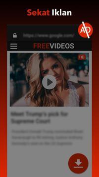 Pemuat Turun Video Percuma syot layar 4