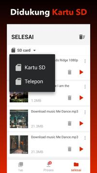 Pengunduh Video Gratis screenshot 2