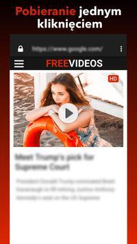 Darmowa aplikacja do pobierania wideo plakat
