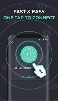 VPN Private スクリーンショット 1