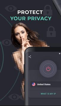 VPN Private スクリーンショット 2