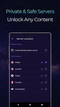 Trek VPN 截图 3