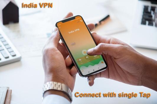 India Vpn poster