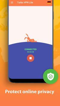 Turbo VPN Lite screenshot 4