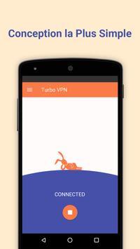 Turbo VPN capture d'écran 3