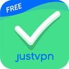 VPN free - high speed proxy by justvpn アイコン