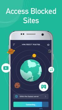 VPN Proxy Master poster