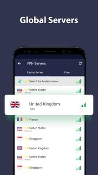 VPN Proxy Master screenshot 2
