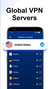 VPN Unlimited-Fast VPN Proxy screenshot 2