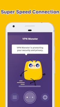VPN Monster स्क्रीनशॉट 1