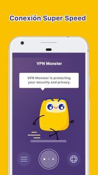 VPN Monster captura de pantalla 2