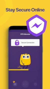 VPN Monster 海报