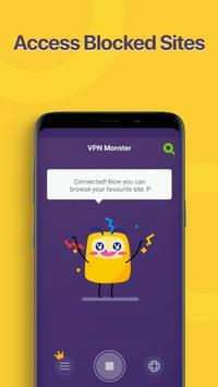 VPN Monster 截圖 3