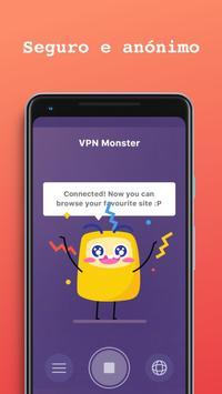 VPN Monster Cartaz