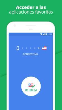 Snap VPN captura de pantalla 3