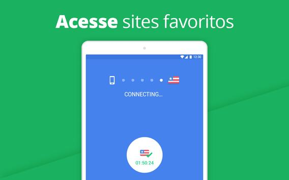 Snap VPN imagem de tela 6