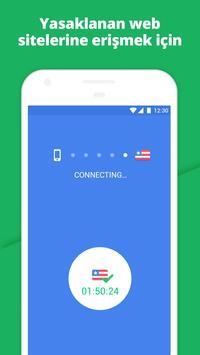 Snap VPN Ekran Görüntüsü 3