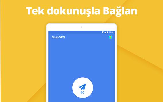 Snap VPN Ekran Görüntüsü 4