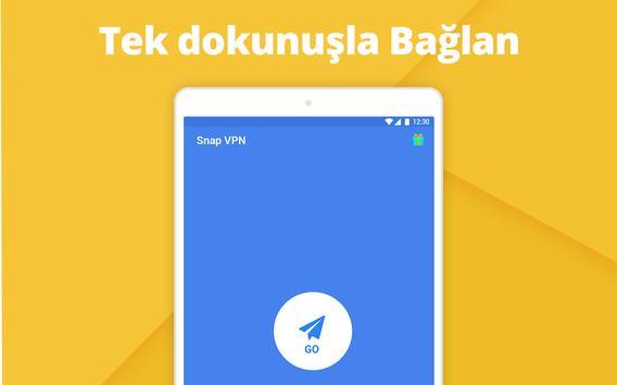 Snap VPN Ekran Görüntüsü 7