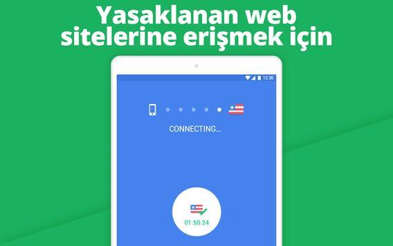 Snap VPN Ekran Görüntüsü 9