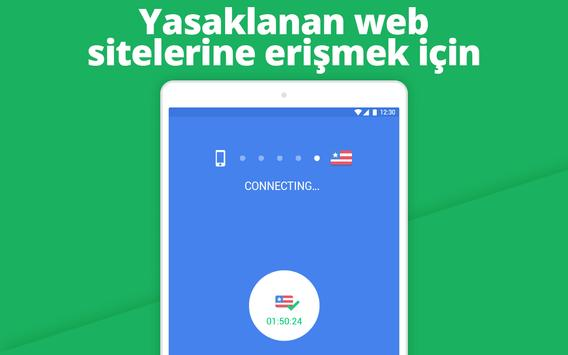 Snap VPN Ekran Görüntüsü 6