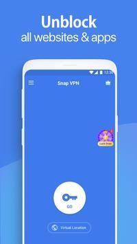 Snap VPN 海報