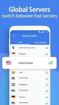 Snap VPN 截图 1