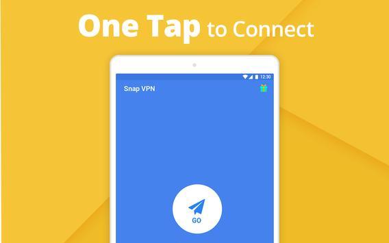 Snap VPN screenshot 4