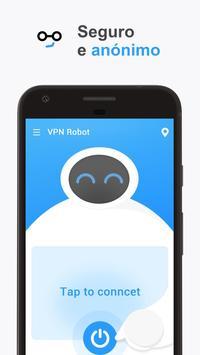 VPN Robot Cartaz