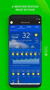 Free Weather Radar - Live Maps & Alerts screenshot 1