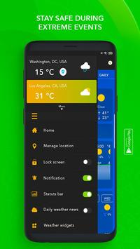 Free Weather Radar - Live Maps & Alerts screenshot 3