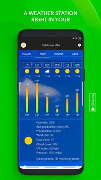 Free Weather Radar - Live Maps & Alerts screenshot 4