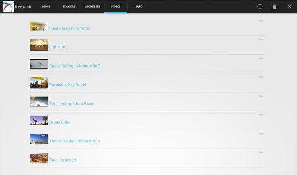 free.aero, free paragliding paramotoring magazine screenshot 4