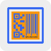 QR Barcode Scanner APP icon