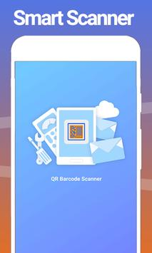 QR Barcode Scanner APP poster