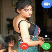 Bhojpuri Aunty Live Video Call, Bhabhi Live Chat icon