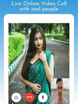 Bhojpuri Aunty Live Video Call, Bhabhi Live Chat screenshot 4